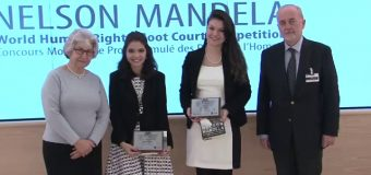 Nelson Mandela World Human Rights Moot Court Competition 2018