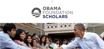 Obama Foundation Scholars Program 2018/2019 for Masters Study at the University of Chicago