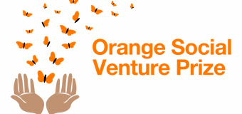Orange Social Venture Prize Africa & Middle East 2019 (Win up to €25,000)