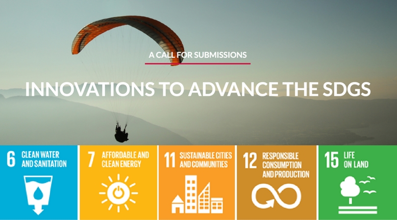 STI Forum 2018 Call for Innovations for the SDGs (Opportunity to present at the UN Headquarters in New York)