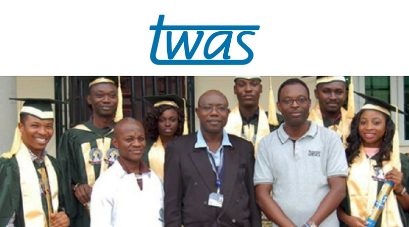 TWAS Research Grants 2018 for Individuals and Research Units in Developing Countries