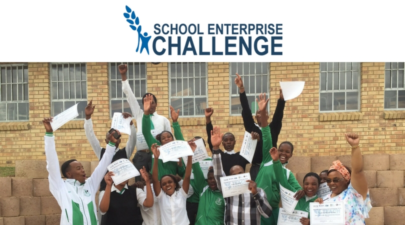 Teach A Man To Fish – School Enterprise Challenge 2018