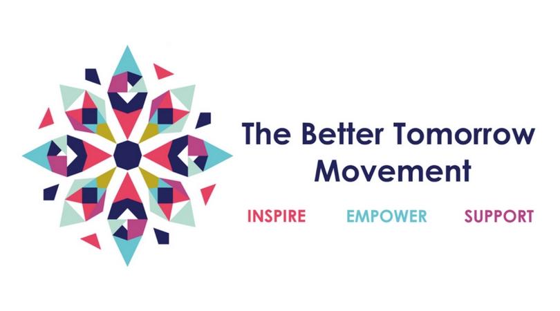 The Better Tomorrow Movement (TBTM) Global Ambassador Program 2018