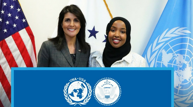 Apply to be the U.S. Youth Observer to the United Nations 2018-2019