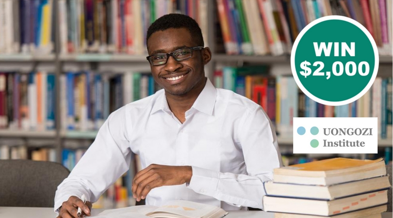 UONGOZI Institute African Youth Leadership Essay Competition 2018 (Win $2,000 and a trip to Kigali)