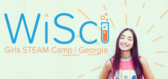 WiSci Girls STEAM Camp Georgia 2018 (fully-funded)