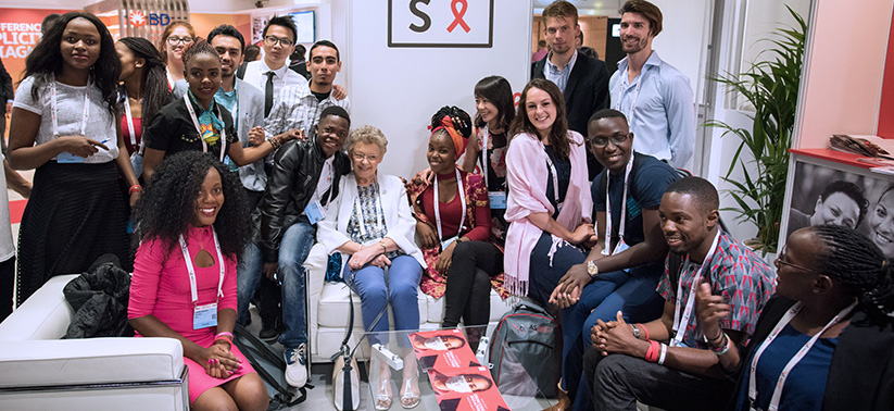 Apply for the AIDS 2018 Youth Ambassador Programme