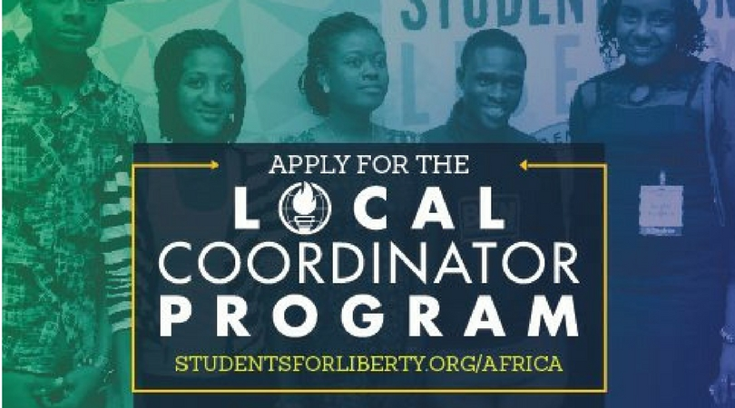 African Students For Liberty Local Coordinators Program 2018/19