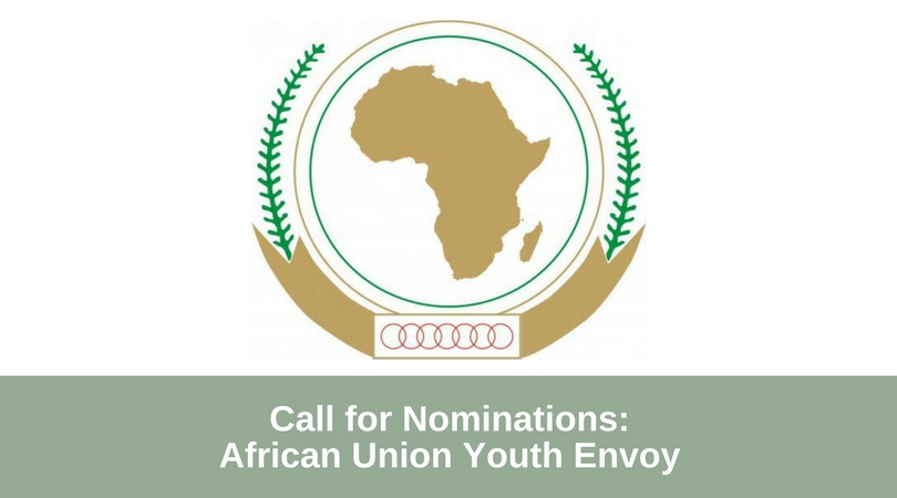 Apply to become African Union Commission's AU Youth Envoy 2018