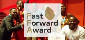 Aidsfonds Fast Forward Award 2018 (Win the Golden Egg and a fully-funded trip to AIDS Conference in Amsterdam)