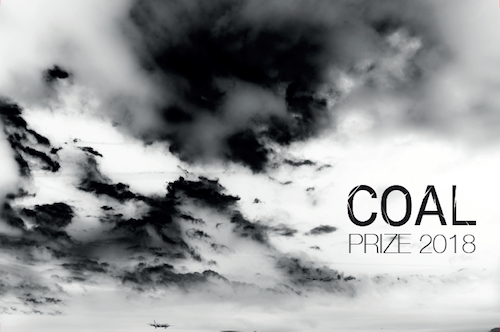 COAL Prize 2018 for Artists worldwide (Award of 5,000 Euros)