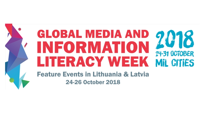 Call for Papers: Global Media and Information Literacy Week 2018 Feature Conference and MILID Yearbook
