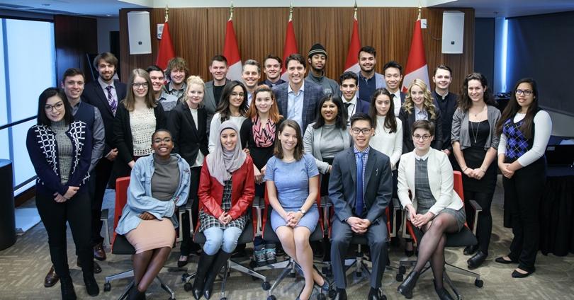 Canada.ca Youth Take Charge Program 2018