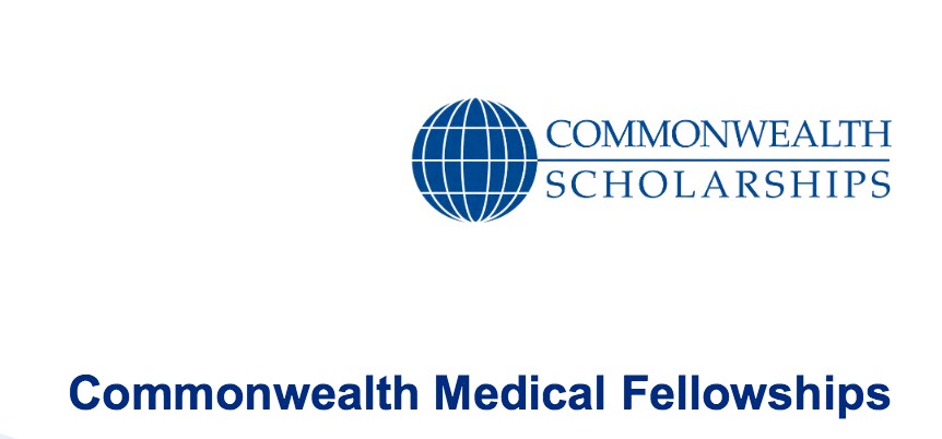 Commonwealth Medical Fellowships 2019 for Mid-career Medics (Fully-funded to the UK)