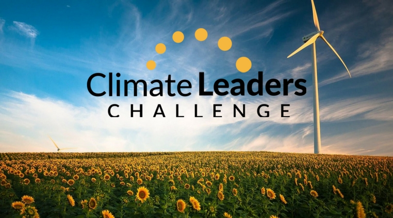 Future Super/StartSomeGood Climate Leaders Challenge 2018