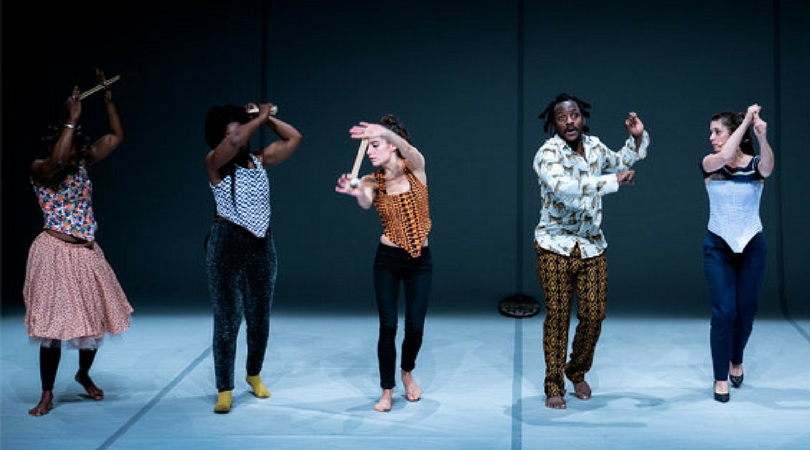 Goethe-Institut International Coproduction Fund 2018 for Artists and Ensembles & Initiatives Abroad and in Germany (€25,000)
