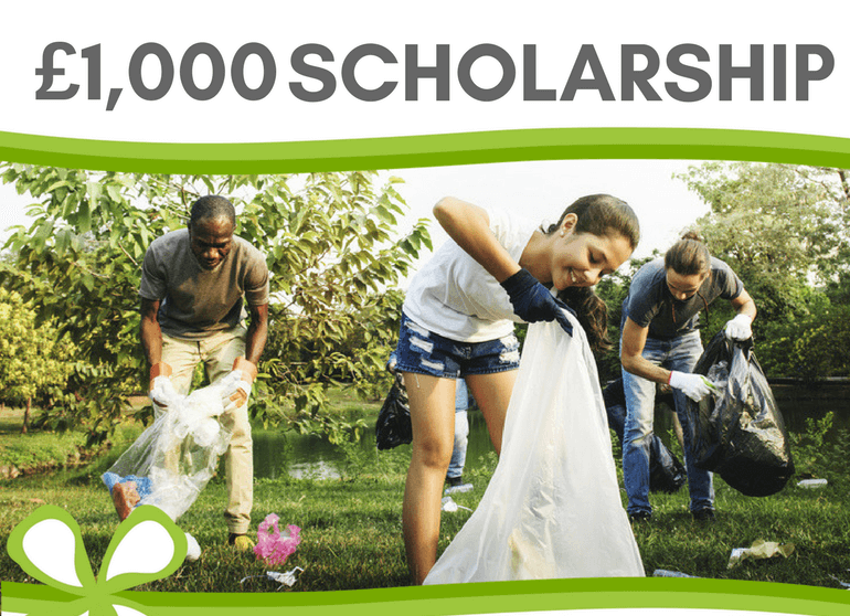 GreenMatch Community Service Scholarship 2018