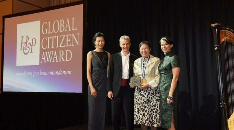 Henley & Partners Global Citizen Award®2018 ($30,000 Prize)