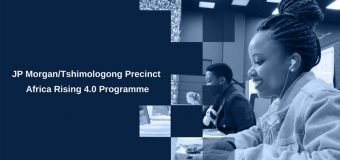 "JP Morgan ""Africa Rising 4.0"" Incubation Programme 2018 for Early Stage Startups in Johannesburg"