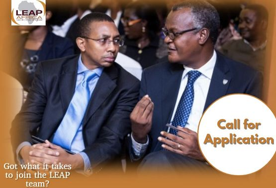 Call for Expression of Interest: LEAP Africa/Ford Foundation Research Program 2018