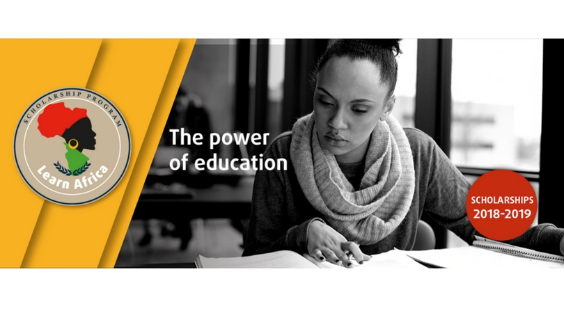 Learn Africa Scholarship Program for African Women to Study in Spanish Universities 2018/19