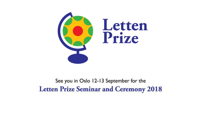 Letten Prize for Young Researchers 2018 (Fully-funded to Oslo, Norway and $260,000)