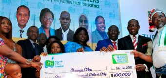 Call for Applications: NLNG Nigeria Prize for Science 2019 ($100,000 prize)