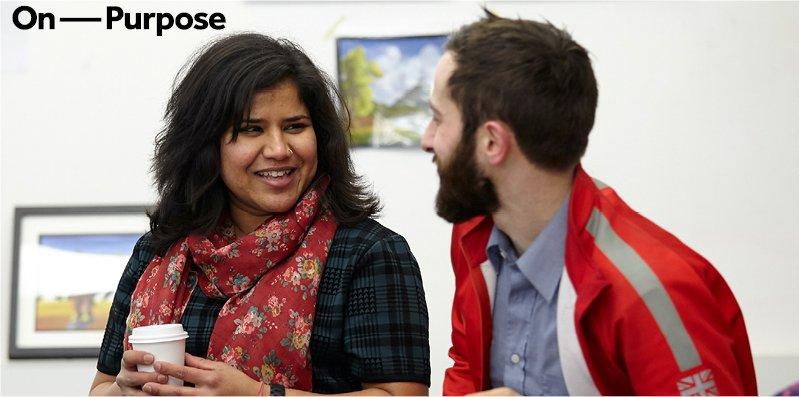 On Purpose Associate Programme in London, UK – October 2018 (£22.5k salary)