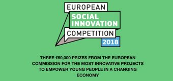 RE:THINK LOCAL European Social Innovation Competition 2018 (Win €50,000 and more)