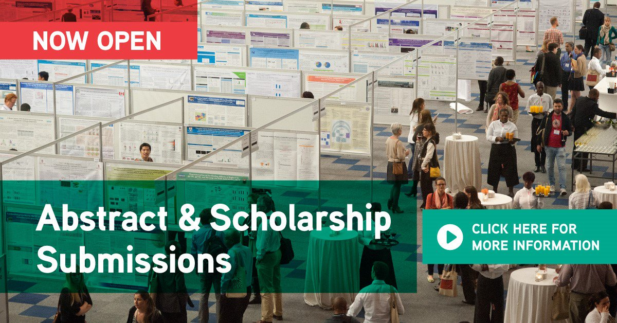 Scholarships to attend HIV Research for Prevention (HIVR4P) Conference in Madrid, Spain