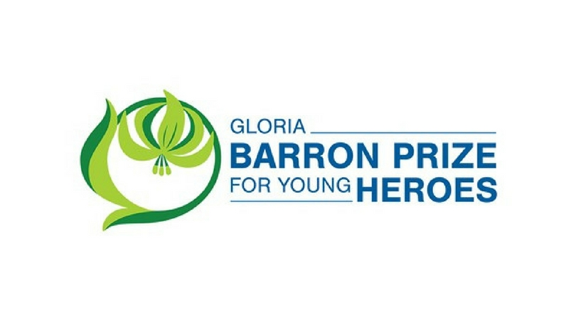 The Gloria Barron Prize 2018 for Young Heroes across North America