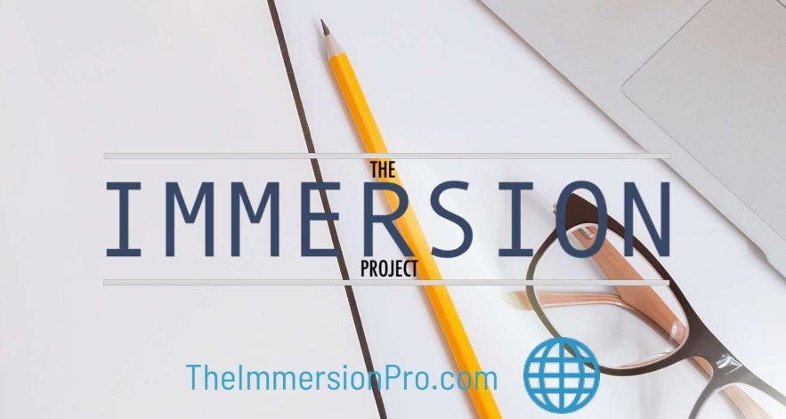Apply for the Immersion Project for Young Talents 2018 (Stipend Available)