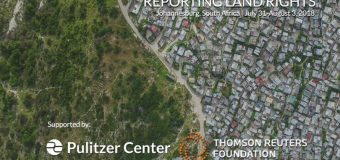 Thomson Reuters Foundation/Pulitzer Center Reporting Land Rights 2018 for Southern African journalists (Funded)