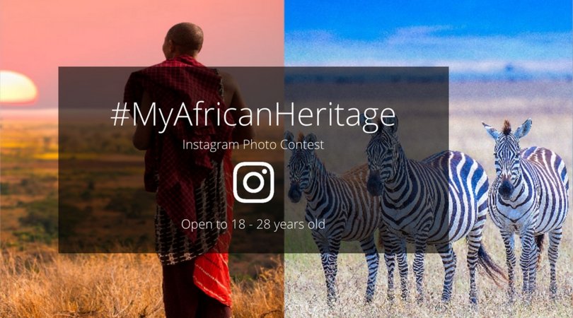 UNESCO/AWHF African World Heritage Day Instagram Photo Contest 2018 (Win a trip to Tanzania, South Africa or Cabo Verde)