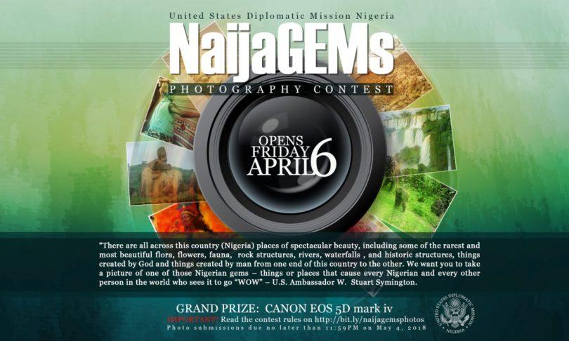 US Embassy Nigeria NaijaGems Photography Contest 2018