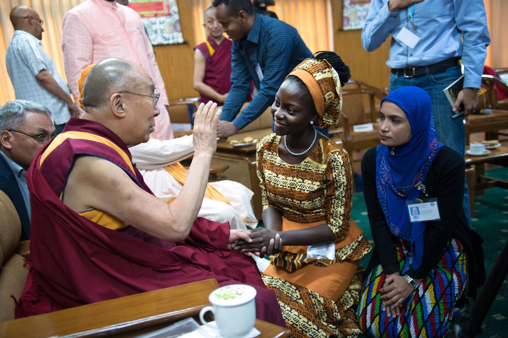 USIP Youth Leaders' Exchange with His Holiness the Dalai Lama 2018 (Fully-funded to Dharamsala)