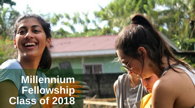 United Nations Academic Impact/MCN Millennium Fellowship 2018 for Student Leaders