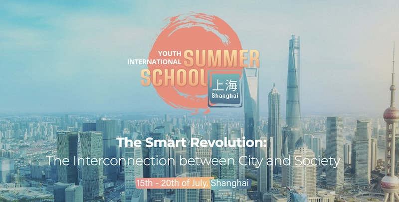 YouthTime International Summer School 2018 in Shanghai, China (Partially Funded)