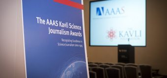 AAAS Kavli Science Journalism Awards 2018 (Win Cash Prizes & a trip to Washington DC)