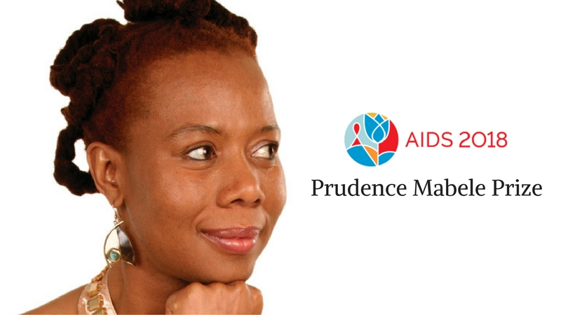 International AIDS Society (IAS)'s Prudence Mabele Prize 2018