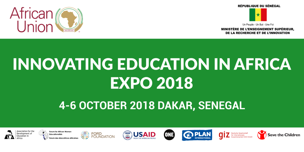 African Union Innovating Education in Africa EXPO 2018 in Dakar – Senegal (Funding Available)