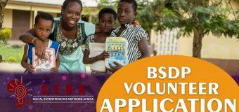 Call for Volunteers: SEN-Africa Basic School Development Project 2018 in Ghana