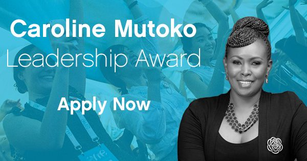 Caroline Mutoko Leadership Award 2018 for Kenyans to attend One Young World Summit in the Hague