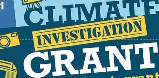 AJSPI/BNP Paribas Foundation Climate Investigation Grant for European Science Journalists 2018 (Total of 10,000 Euros)