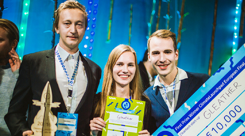 ClimateLaunchpad: The Green Business Ideas Competition 2018 (Win up to €10,000)