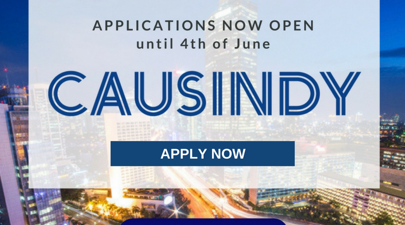 Conference of Australian and Indonesian Youth: CAUSINDY 2018 in Makassar (Funded)