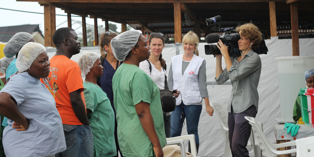 Doctors Without Borders (MSF) Southern Africa/India Media Fellowship 2018 (value ofEuro 3,500)