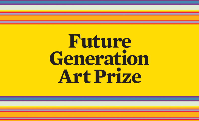 Future Generation Art Prize 2019 (Over $100,000 in prizes)