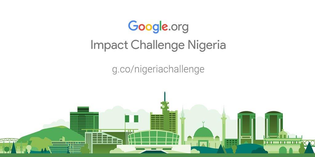 Google Impact Challenge Nigeria 2018 for Non-profits & Social Enterprises