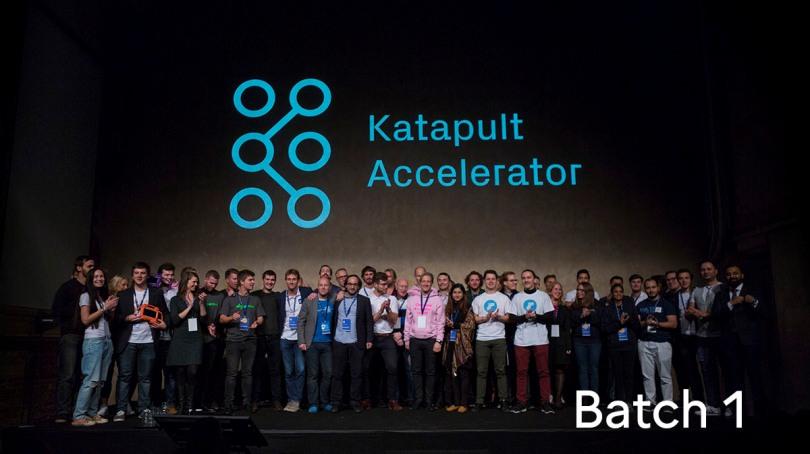 Katapult Accelerator Program for Tech Start-ups 2018 ($150K in investment)